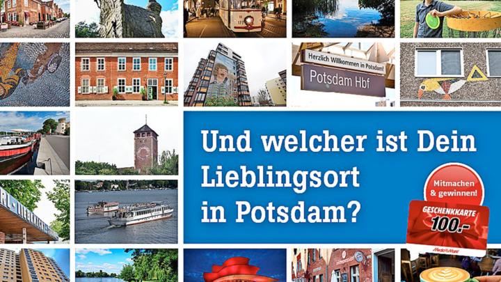 Die MAZ sucht eure Lieblingsorte in Potsdam – Das ist der Gewinner!