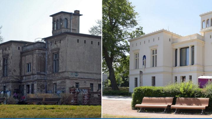 Hier haben sich Potsdams Vorstädte verändert