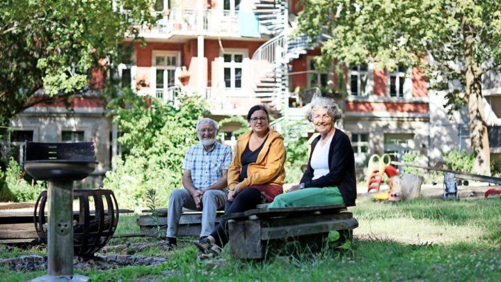 Ein Traumhaus – für viele Familien zugleich