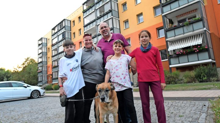 """Familie Tarnowski: """"Die Community ist bereichernd"""""""