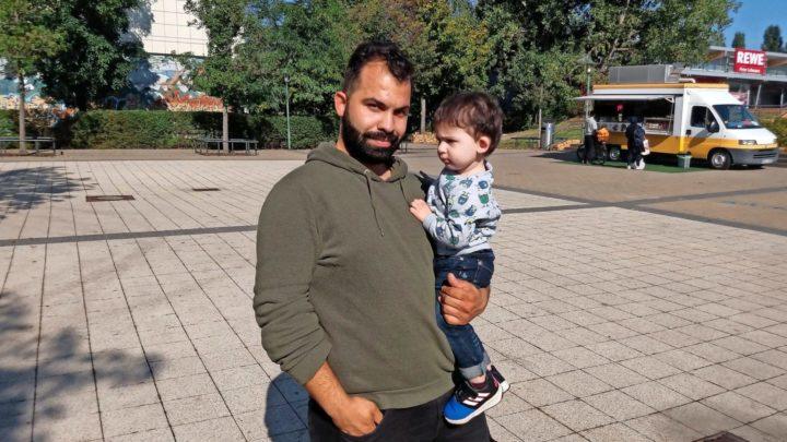 Flüchtlingsfamilien berichten: So lebt es sich im Schlaatz
