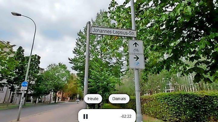 Zeitreise ins Bornstedter Feld: So geht's