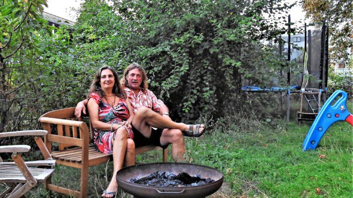 Alternatives Wohnen: Warum ein Paar aus Potsdam flüchtete