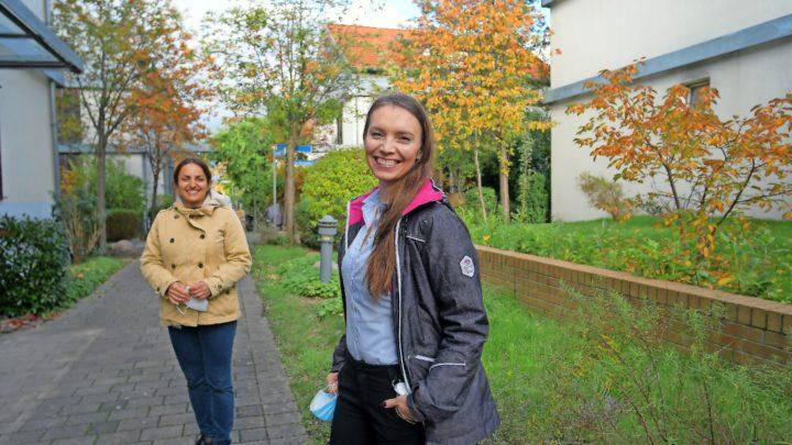 Wie es zwei Forscherinnen aus dem Ausland in Golm geht
