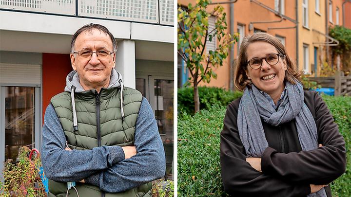 Begegnungsräume fehlen: Zwei Bewohner aus dem Bornstedter Feld erzählen