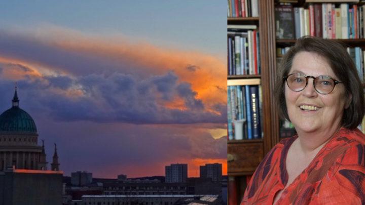 Potsdams Himmel ganz nah: Elisabeth Karth findet im achten Stock ihr Glück