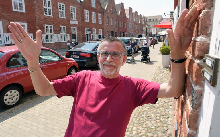 Dieter Lehmann hat die Sanierung der Innenstadt fast 30 Jahre lang maßgeblich geprägt.
