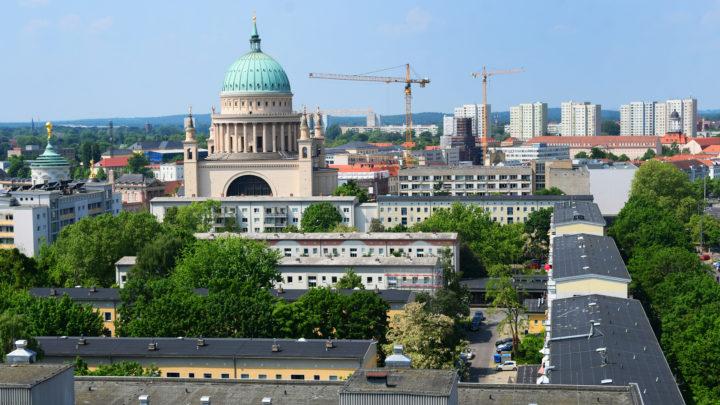 Abriss, Aufbau, Anarchie: Potsdams Innenstadt im Wandel