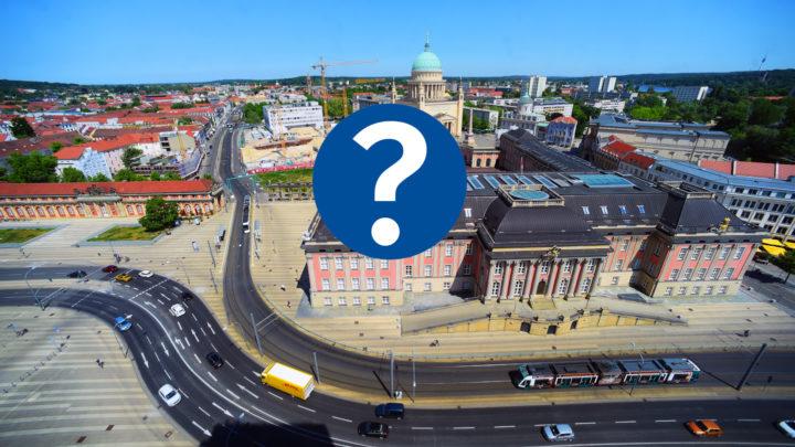 Quiz: Wie gut kennen Sie Potsdams Innenstadt?