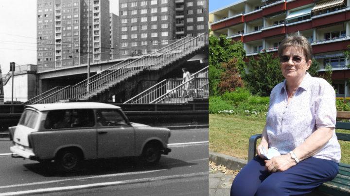 Seit 48 Jahren im Zentrum-Ost: Hannelore Dollase ist Bewohnerin der ersten Stunde