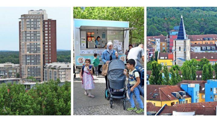 Stern, Drewitz, Kirchsteigfeld: Woher die Menschen kamen und wohin sie gingen
