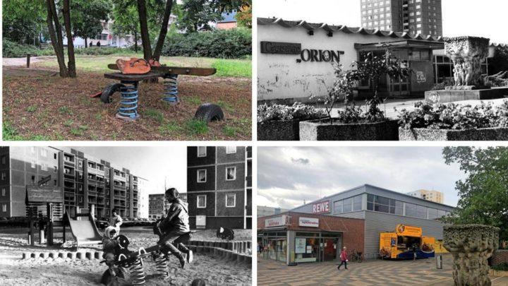 Vorher-Nachher: So hat sich Potsdams Südosten verändert